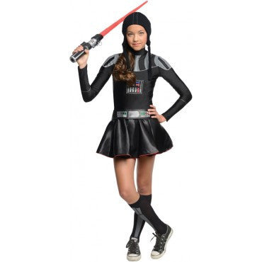 Teen Star Wars Darth Vader Costume - HalloweenCostumes4U.com - Adult Costumes