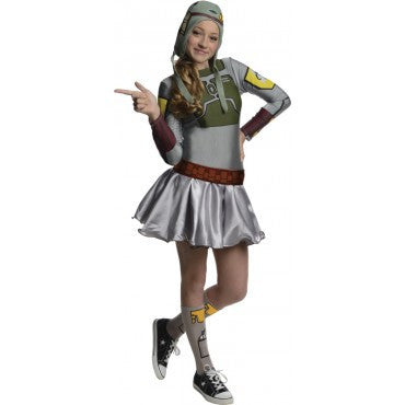 Teen Star Wars Boba Fett Costume - HalloweenCostumes4U.com - Adult Costumes