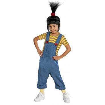 Girls Despicable Me Deluxe Agnes Costume - HalloweenCostumes4U.com - Kids Costumes