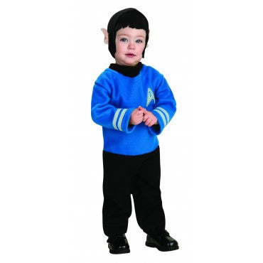 Infants Star Trek Spock Costume - HalloweenCostumes4U.com - Infant & Toddler Costumes