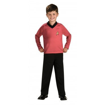 Boys Star Trek Scotty Costume - HalloweenCostumes4U.com - Kids Costumes