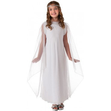 Girls The Hobbit Galadriel Costume - HalloweenCostumes4U.com - Kids Costumes