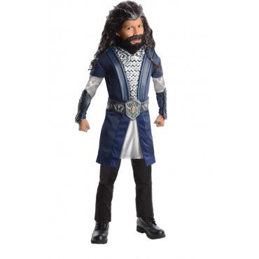 Boys The Hobbit Deluxe Thorin Costume - HalloweenCostumes4U.com - Kids Costumes