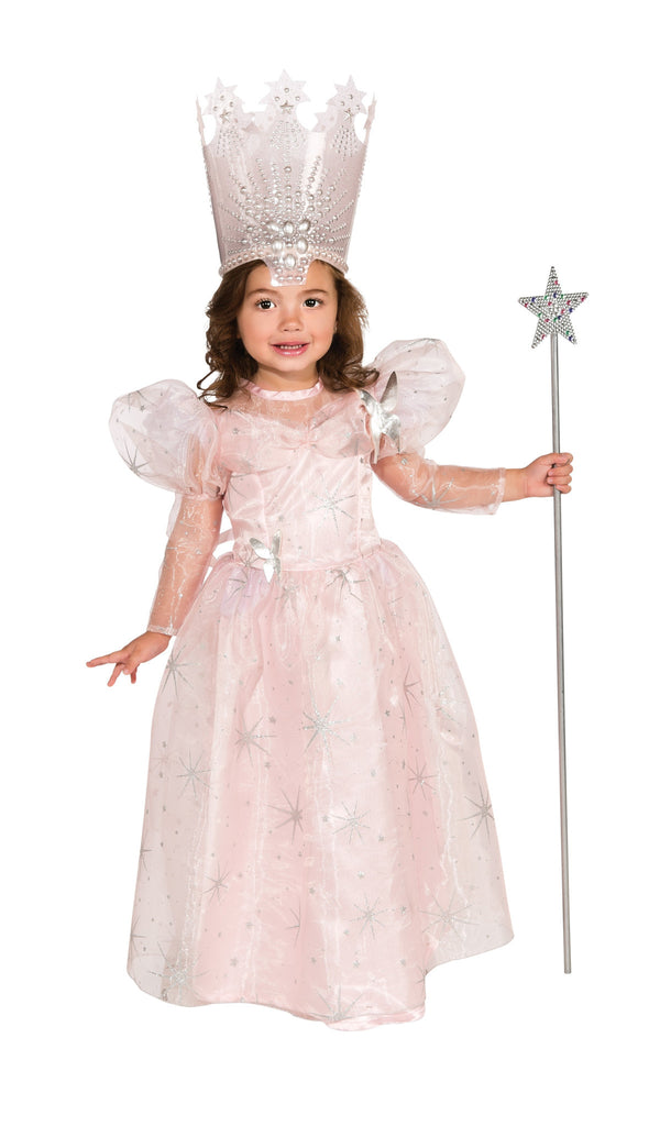 Toddlers Glinda The Good Witch Costume - HalloweenCostumes4U.com - Infant & Toddler Costumes