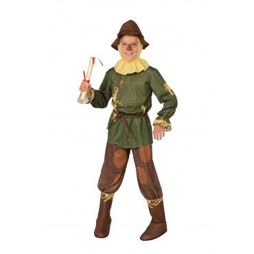 Boys Wizard of Oz Scarecrow Costume - HalloweenCostumes4U.com - Kids Costumes