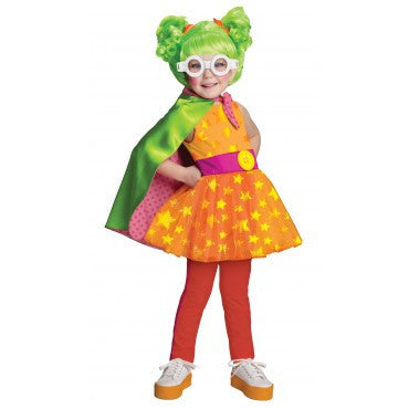 Girls Lalaloopsy Deluxe Dyna Might Costume - HalloweenCostumes4U.com - Kids Costumes