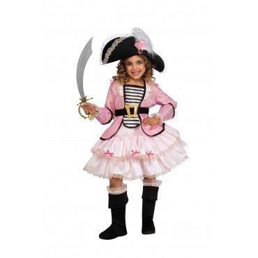 Girls Pirate Princess Costume - HalloweenCostumes4U.com - Kids Costumes