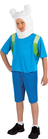 Boys Adventure Time Finn Costume