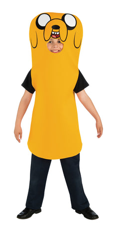 Boys Adventure Time Jake Costume