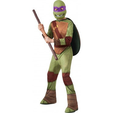 Boys Ninja Turtles Donatello Costume - HalloweenCostumes4U.com - Kids Costumes