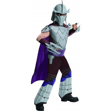 Boys Ninja Turtles Deluxe Shredder Costume - HalloweenCostumes4U.com - Kids Costumes