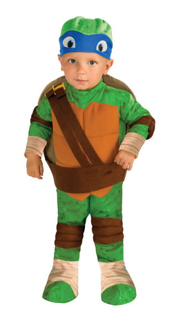Infants/Toddlers Ninja Turtles Leonardo Costume - HalloweenCostumes4U.com - Infant & Toddler Costumes