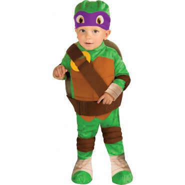 Infants/Toddlers Ninja Turtles Donatello Costume - HalloweenCostumes4U.com - Infant & Toddler Costumes