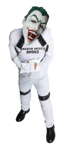 Boys Batman The Joker Straight Jacket Costume