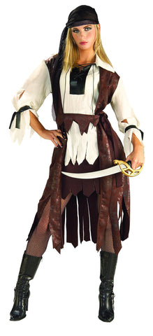 Womens Caribbean Pirate Costume - HalloweenCostumes4U.com - Adult Costumes