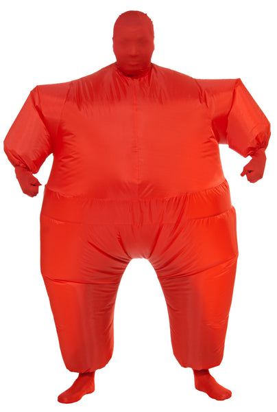 Adults Inflatable Jumpsuit - Various Colors - HalloweenCostumes4U.com - Adult Costumes - 1