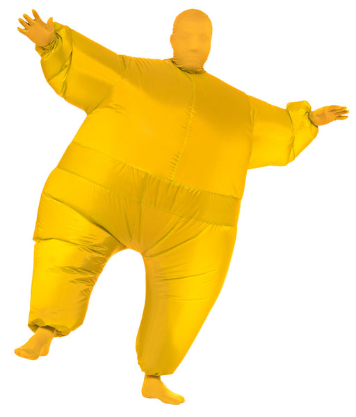 Adults Inflatable Jumpsuit - Various Colors - HalloweenCostumes4U.com - Adult Costumes - 3
