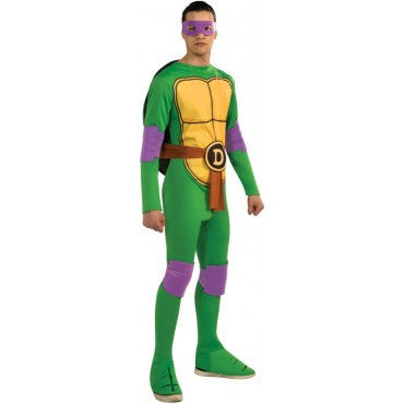 Mens Ninja Turtles Donatello Costume - HalloweenCostumes4U.com - Adult Costumes
