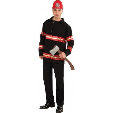 Mens Firefighter Costume - HalloweenCostumes4U.com - Adult Costumes