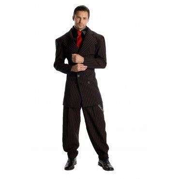Mens Zoot Suit Costume - HalloweenCostumes4U.com - Adult Costumes