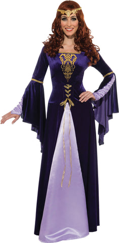 Womens Guinevere Costume - HalloweenCostumes4U.com - Adult Costumes