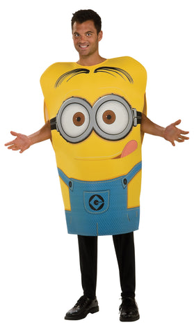 Adults Minion Dave Costume - HalloweenCostumes4U.com - Adult Costumes