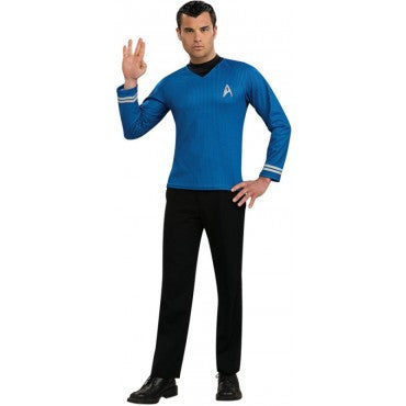 Mens Star Trek Spock Costume - HalloweenCostumes4U.com - Adult Costumes