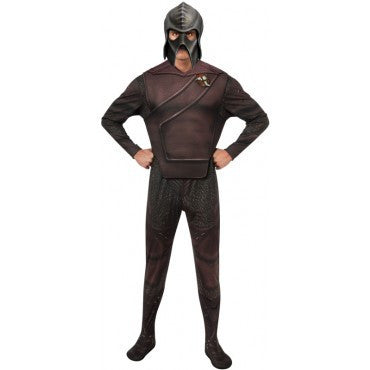 Mens Star Trek Deluxe Klingon Costume - HalloweenCostumes4U.com - Adult Costumes