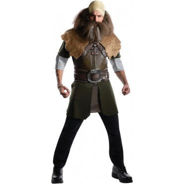 Mens The Hobbit Deluxe Dwalin the Dwarf Costume - HalloweenCostumes4U.com - Adult Costumes