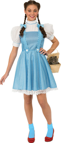 Teens/Womens Wizard of Oz Dorothy Costume - HalloweenCostumes4U.com - Adult Costumes