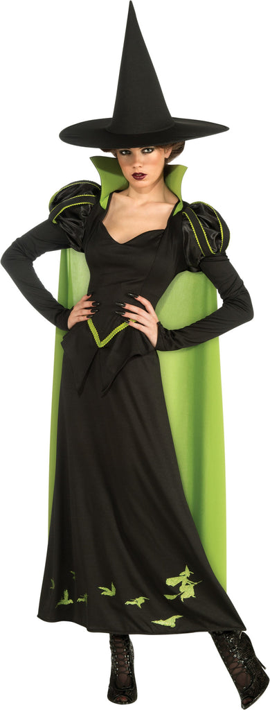 Womens Wizard of Oz Wicked Witch Of The West Costume - HalloweenCostumes4U.com - Adult Costumes