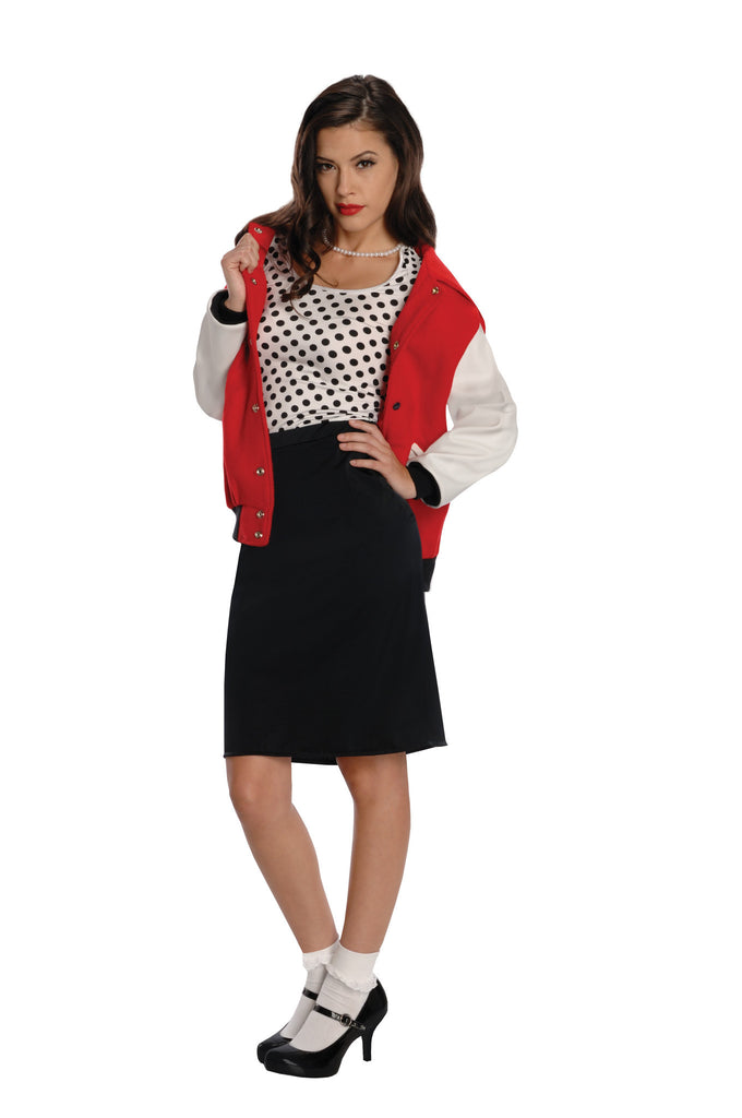 Womens/Teens 50s Rebel Chick Costume - HalloweenCostumes4U.com - Adult Costumes