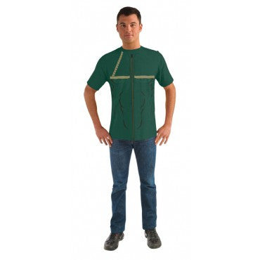 Mens Green Arrow T-Shirt - HalloweenCostumes4U.com - Adult Costumes