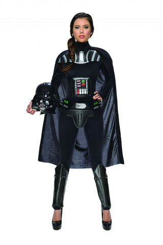 Womens/Teens Star Wars Darth Vader Costume