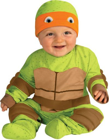 Infants Ninja Turtles Onesie - HalloweenCostumes4U.com - Infant & Toddler Costumes