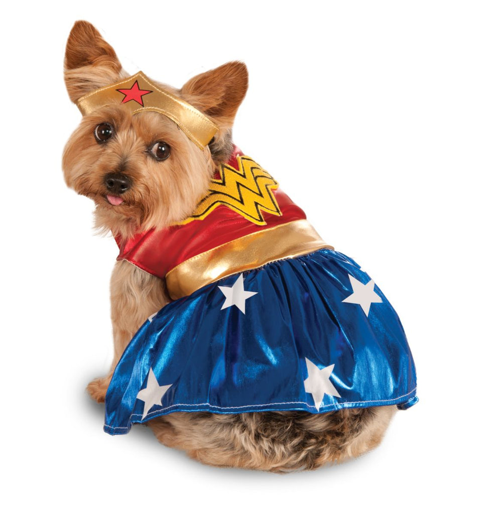 Pets Wonder Woman Costume