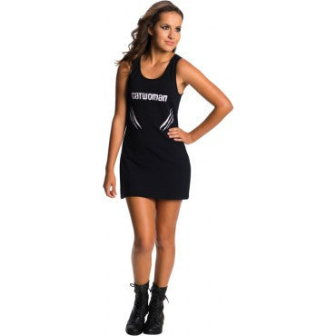 Teens Batman Catwoman Tank Dress - HalloweenCostumes4U.com - Adult Costumes