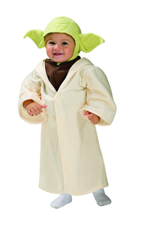 Toddlers Star Wars Yoda Costume - HalloweenCostumes4U.com - Infant & Toddler Costumes