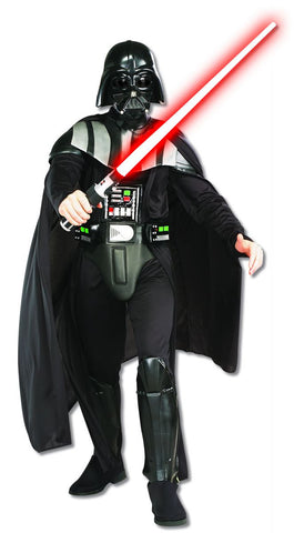 Mens Star Wars Deluxe Darth Vader Costume