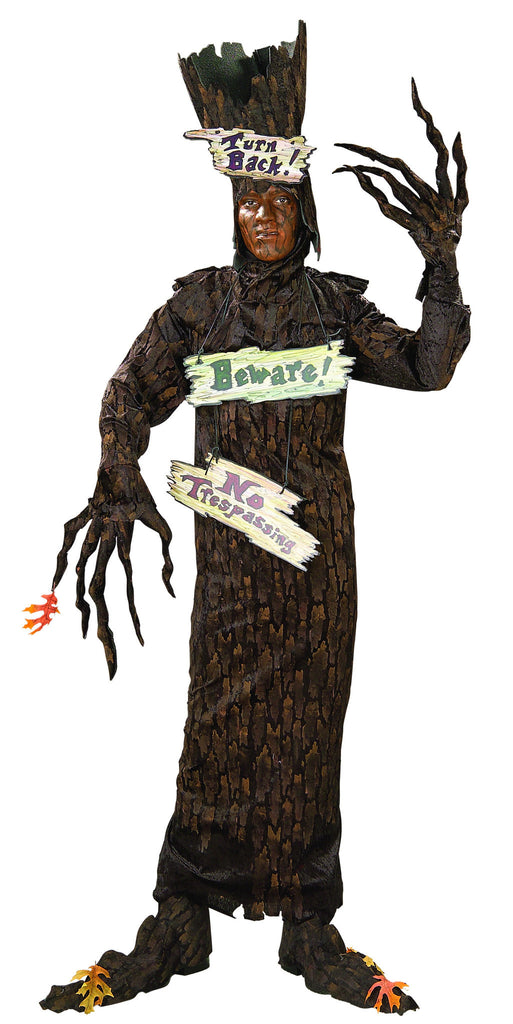 Adults Haunted Tree Costume - HalloweenCostumes4U.com - Adult Costumes
