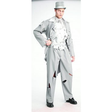 Mens Dead Groom Costume - HalloweenCostumes4U.com - Adult Costumes