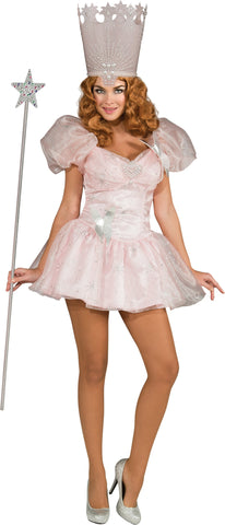 Womens/Teens Wizard of Oz Glinda The Good Witch Costume - HalloweenCostumes4U.com - Adult Costumes