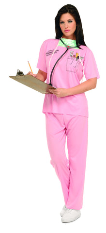 Womens ER Nurse Costume - HalloweenCostumes4U.com - Adult Costumes