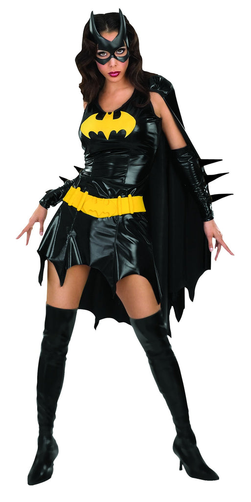 Womens/Teens Batman Batgirl Costume - HalloweenCostumes4U.com - Adult Costumes