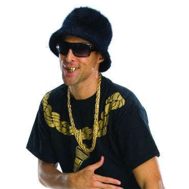 Old School Gold Grillz - HalloweenCostumes4U.com - Accessories