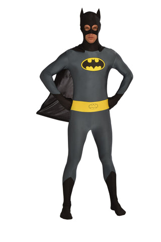 Adults Batman Body Suit - HalloweenCostumes4U.com - Adult Costumes