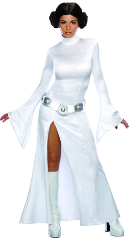 Womens/Teens Star Wars Princess Leia Costume - HalloweenCostumes4U.com - Adult Costumes