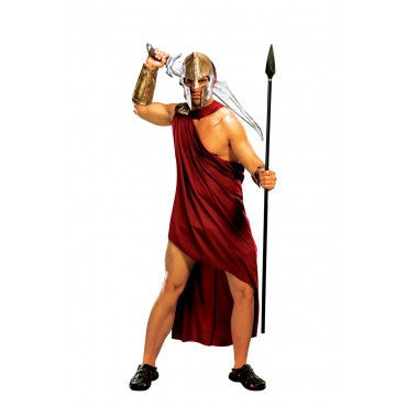 Mens 300 Movie Spartan Costume - HalloweenCostumes4U.com - Adult Costumes