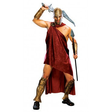 Mens 300 Movie Deluxe Spartan Costume - HalloweenCostumes4U.com - Adult Costumes