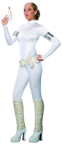 Womens/Teens Star Wars Padme Amidala One Piece Costume - HalloweenCostumes4U.com - Adult Costumes